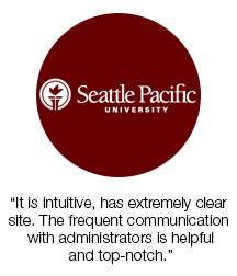 Testimonials from Seattle Pacific University