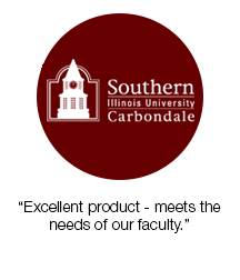 Testimonials from Southern Illinois University Carbondale