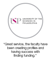 Testimonials from University of the Sciences in Philadelphia