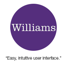 Testimonials from Williams